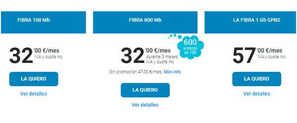 Contratar fibra óptica Puerto Serrano